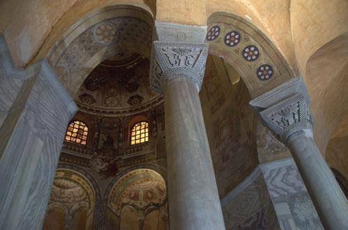Basilica di San Vitale, Ravenna, Itália